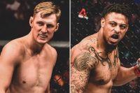 Александр Воклов прокомментировал поединок с Грегом Харди на UFC Fight Night 163