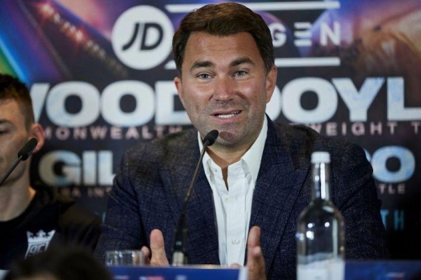 Эдди Хирн назвал причины своего недовольства решением WBC по бою Ломаченко - Кэмпбелл