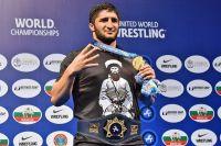 Владимир Путин поздравил Абдулрашида Садулаева с победой на ЧМ по борьбе в Нур-Султане