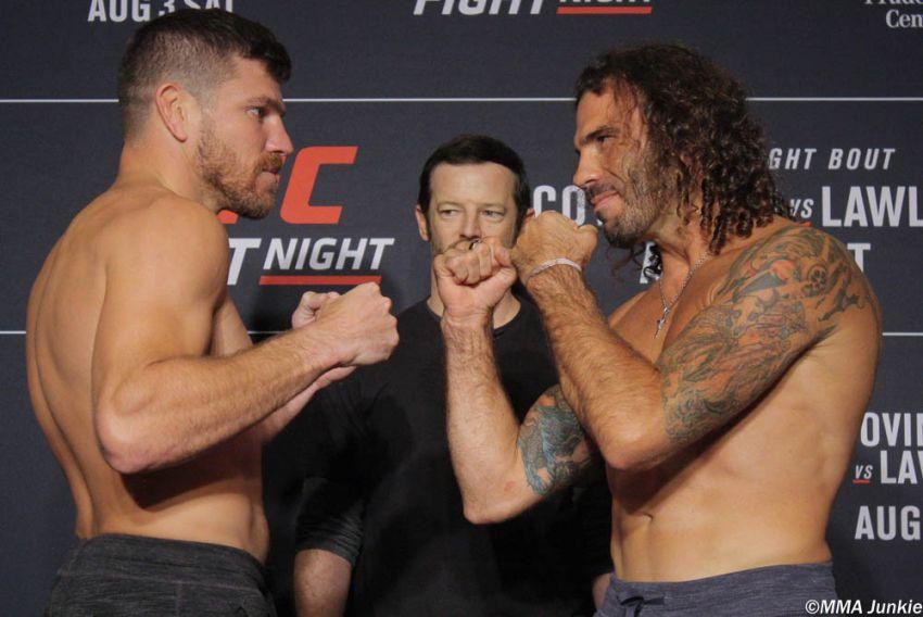 Видео боя Клей Гуида - Джим Миллер UFC on ESPN 5