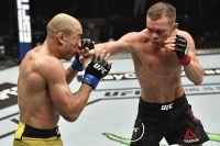 Слова Петра Яна после победы над Жозе Альдо на UFC 251