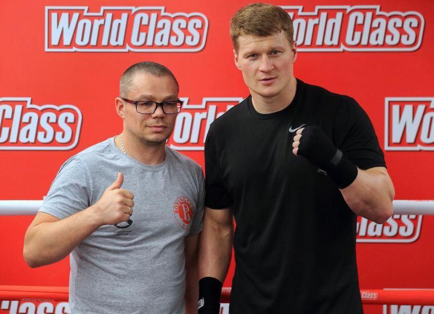 Андрей Шкаликов: Ожидал от Поветкина большего
