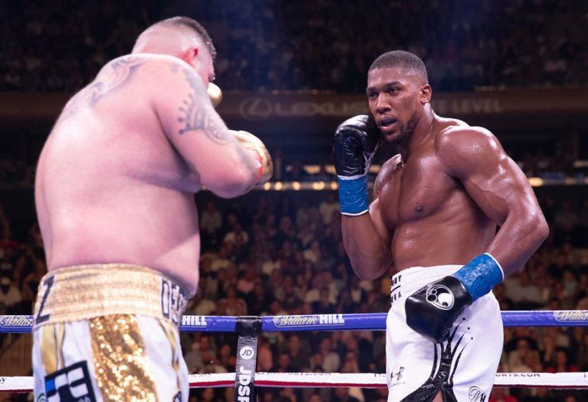 """Андре Уорд: """"Бокс сейчас жив благодаря супертяжелому весу"""""""
