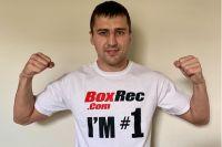 Александр Гвоздик — лучший полутяжеловес мира по версии Boxrec
