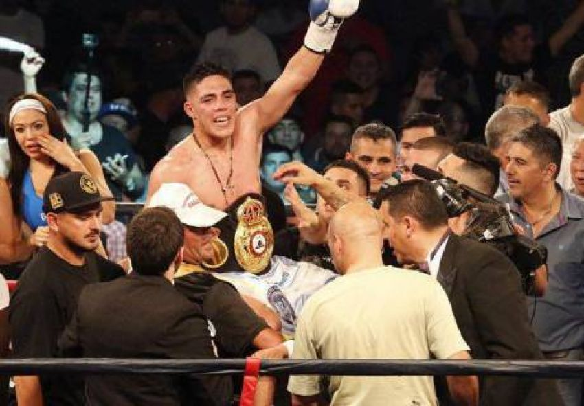 "WBA объявила нового ""регулярного"" чемпиона в первом среднем весе"