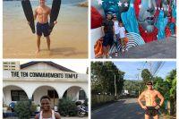 InstaBoxing 27 декабря 2018: Деревянченко отдыхает во Флориде, Айзек Догбо в Гане, а Трояновский - в Тайланде