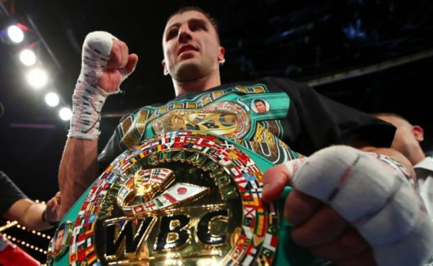 Александр Гвоздик прокомментировал предстоящий бой с Артуром Бетербиевым