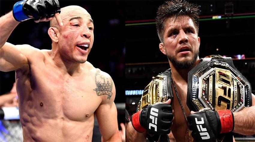 Официально: Генри Сехудо встретится с Жозе Альдо на UFC 250