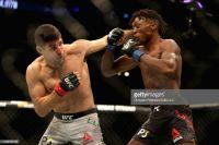 Видео боя Висенте Луке - Джейлин Тернер UFC 229