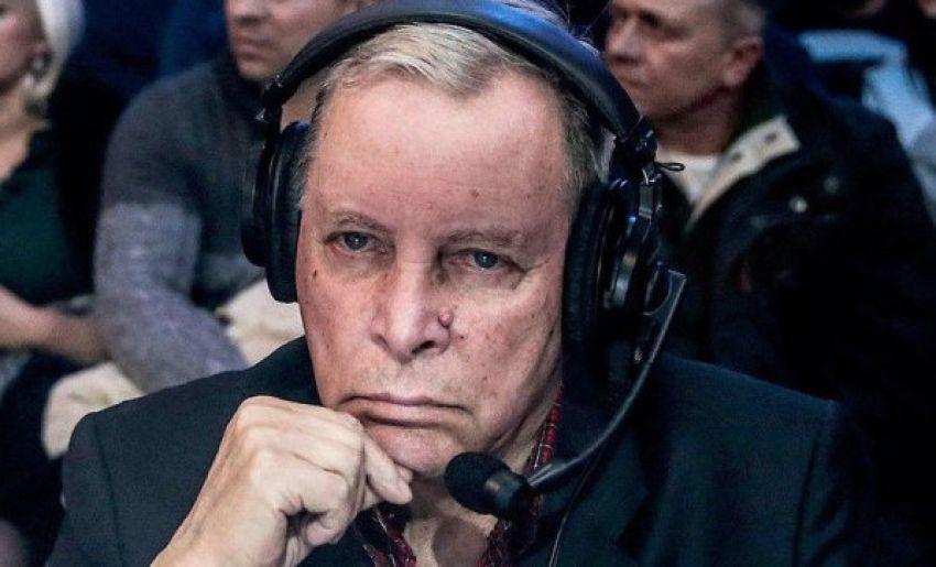 Умер известный комментатор бокса Владимир Гендлин