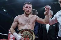 Георгий Челохсаев победил Айка Шахназаряна крайне спорным судейским решением