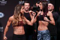 Видео боя Тиша Торрес - Марина Родригез UFC Fight Night 156