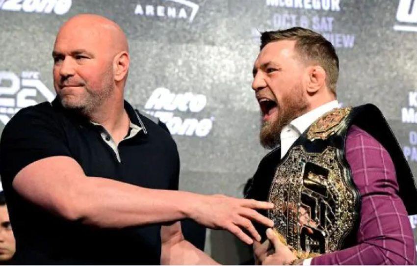 Дана Уайт отказал Конору МакГрегору в стремлении стать совладельцем UFC