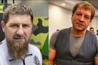 Александр Емельяненко рассказал о подготовке к поединку с Рамзаном Кадыровым