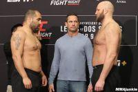Видео боя Благой Иванов - Бен Ротвелл UFC Fight Night 146
