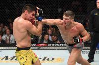 Стивен Томпсон утверждает, что сломал руку в бою с Висенте Люке на UFC 244