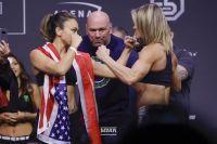 UFC 229: Мишель Уотерсон победила Фелис Херриг на UFC 229