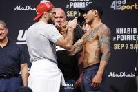 Видео боя Диего Феррейра - Майрбек Тайсумов UFC 242