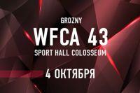 Прямая трансляция WFCA 43