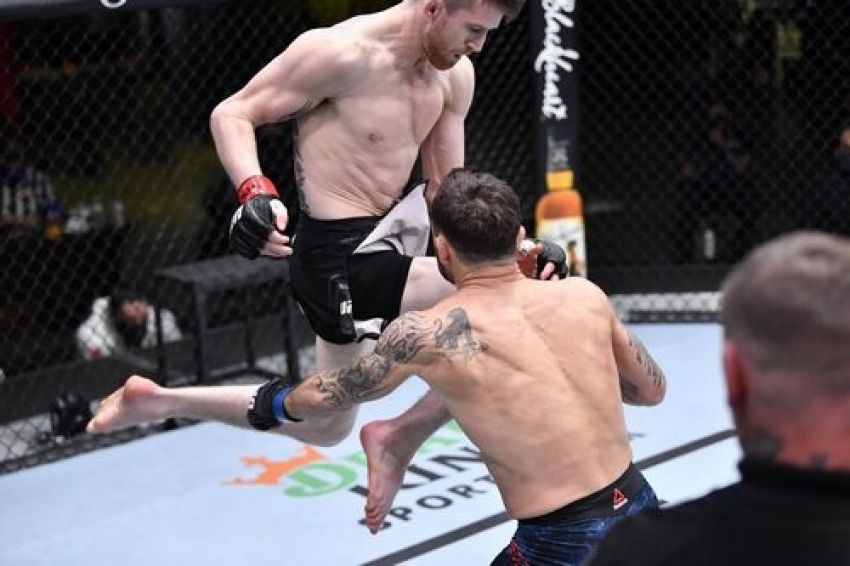 Frankie Edgar talks about the dire consequences of a knockout in a fight with Cory Sandhagen