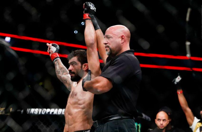 Элизеу Залески перенес операцию за 12 дней до турнира UFC в Сан Паулу
