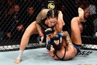 Аманда Нуньес в вязком бою отстояла свой титул против Жермейн Де Рандами на UFC 245