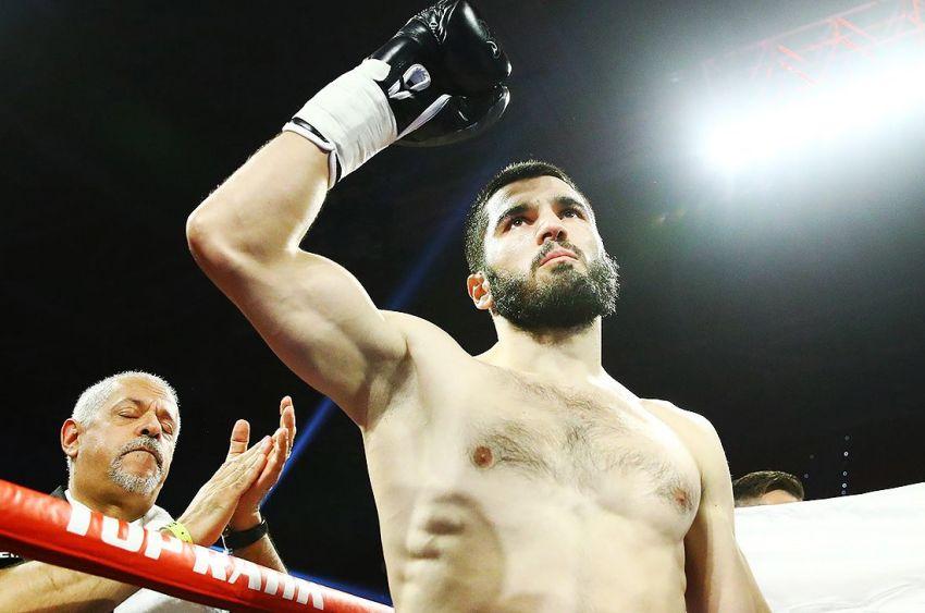 Артур Бетербиев назвал главное качество в боксе