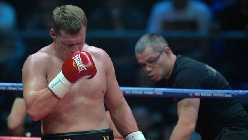 Александр Поветкин недоволен количеством спарринг-партнеров перед боем с Уайтом