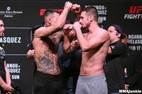 Видео боя Андре Фили - Майлс Джури UFC on ESPN 1