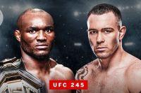 Официально: Камару Усман встретится с Колби Ковингтоном на UFC 245