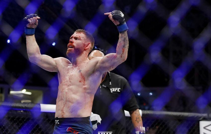 """Пол Фелдер планирует нокаутировать Дэна Хукера """"на глазах его друзей и семьи"""" на UFC Окленд"""