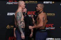 Энтони Смит и Девин Кларк согласились провести пятираундовый бой на UFC on ESPN 18