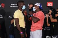 Видео боя Хоакин Бакли - Импа Касанганай UFC on ESPN+ 37