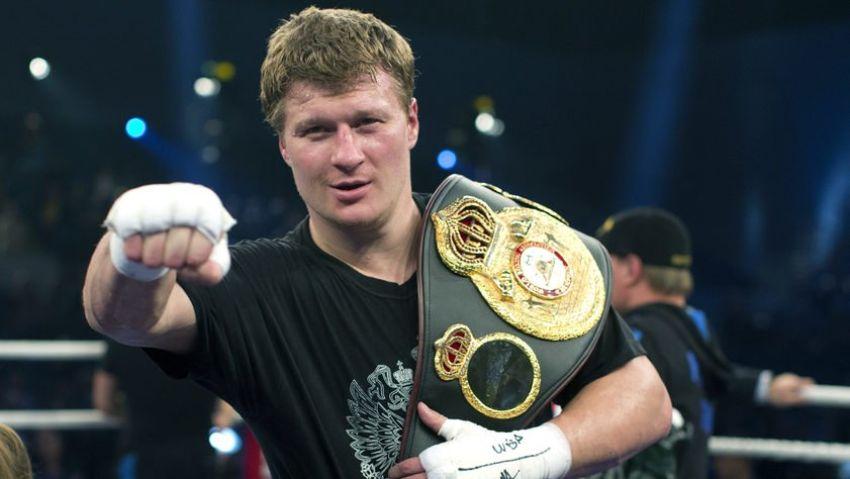 """Мурат Гассиев: """"Интересно посмотреть, как Поветкин будет боксировать с Тайсоном Фьюри"""""""