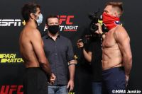 Видео боя Бенеил Дариуш - Скотт Хольцман UFC on ESPN+ 32