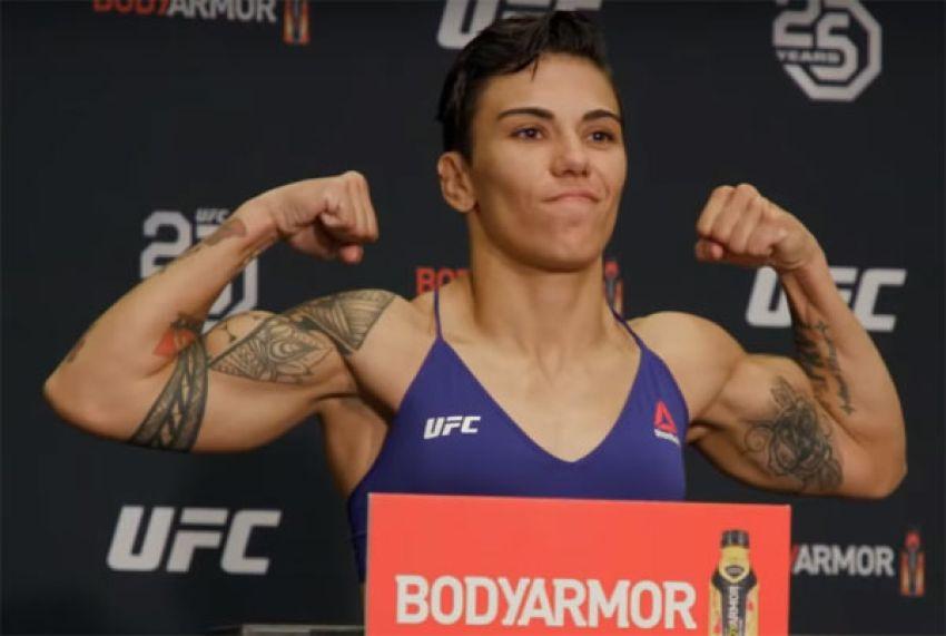 Jessica Andrade and Cynthia Calvillo will fight at UFC 266