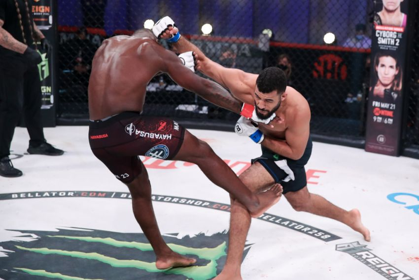 """MMA news: Anthony Johnson recalled the fight with Jose Augusto: """"This is the first time I've been so shocked"""""""