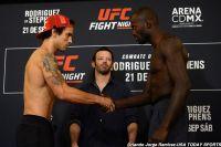 Видео боя Маркос Мариано - Клаудио Пуэлльес UFC Fight Night 159