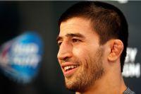 Рустам Хабилов сообщил о согласии выступить 18 июля на Бойцовском Острове UFC