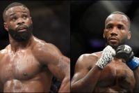 Леон Эдвардс сказал, что UFC заставили Тайрона Вудли принять с ним бой
