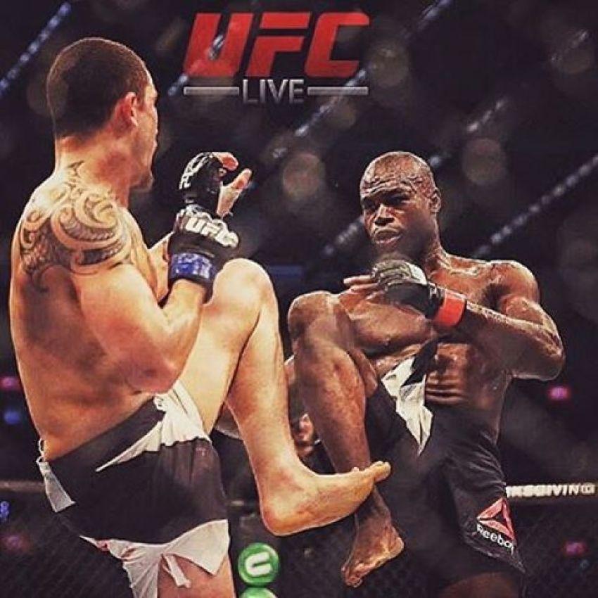 Юрайа Холл обратился к поклонникам и критикам после поражения на UFC 193