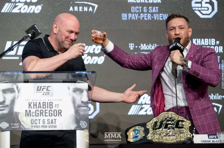 Конор МакГрегор заключил новую сделку с промоушеном UFC