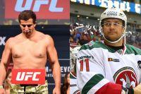 """Хоккеист """"Ак Барса"""" хочет подраться со Смоляковым, Дмитрий также готов устроить поединок"""