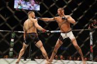 Видео боя Конор МакГрегор – Нейт Диас UFC 196