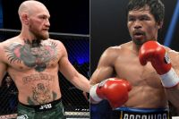 Команда Мэнни Пакьяо не заинтересована в бою с Конором МакГрегором из-за его поражения на UFC 257