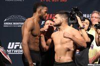 Видео - Взвешивание UFC Fight Night Monterrey