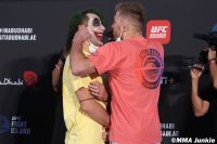 Видео боя Дрикус Дю Плессис - Маркус Перес UFC on ESPN+ 37