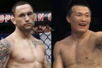 """Фрэнки Эдгар может подраться с """"Корейским зомби"""" на UFC 229"""