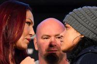 Крис Сайборг намекнула о том, что может провести реванш с Нуньес уже на UFC 240