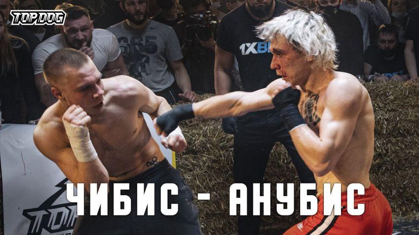 Видео боя Николай Чибисов - Дмитрий Кузнецов TDFC 7